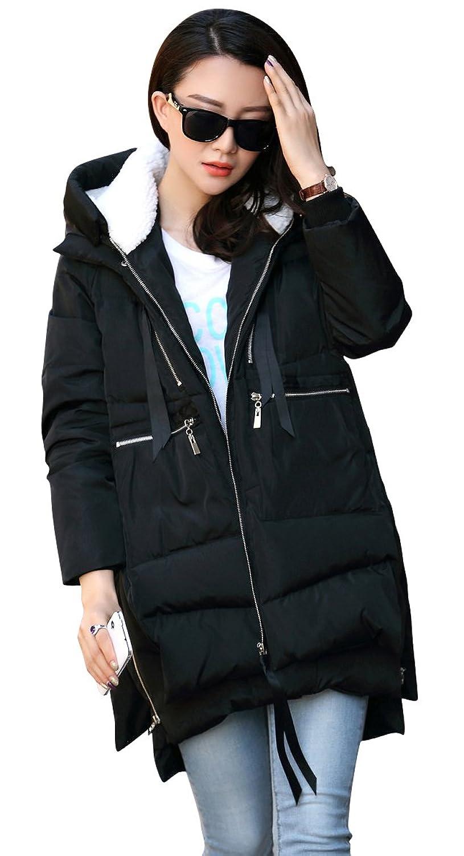 d84eca68ce5 70%OFF ACE SHOCK Cotton Down Padded Coat Women Plus Size