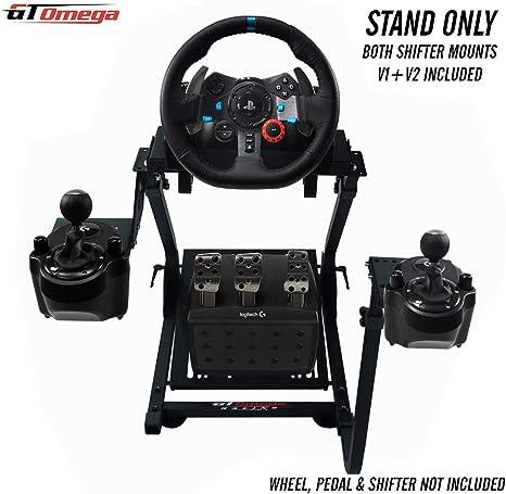 GT Omega Soporte de Volante PRO para Logitech G29 G920 ...