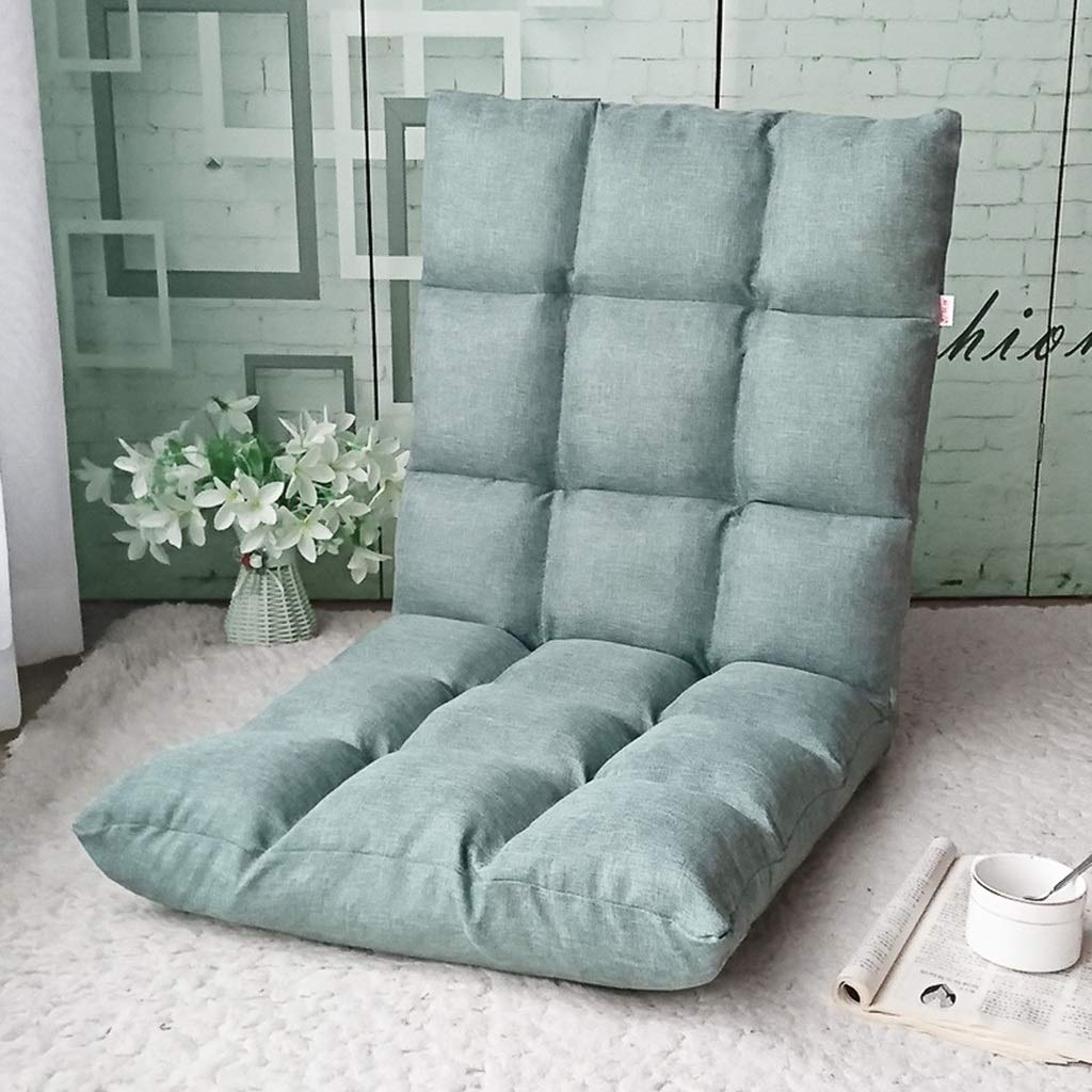 Amazon Com Used Sofas Couches Living Room Furniture >> Amazon Com Yzfgy Lazy Couch Folding Chair Meditation Floor
