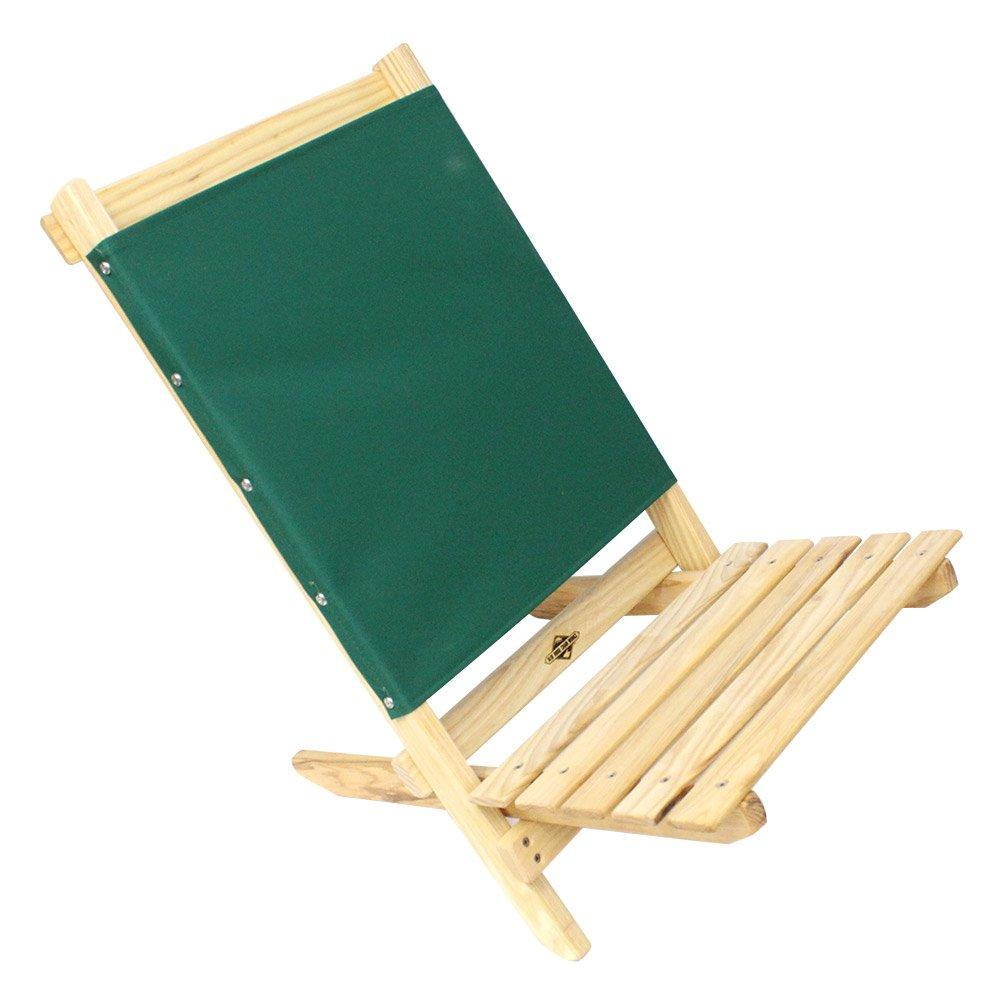 (ブルーリッジチェアワークス) Blue Ridge Chair Works『フェスティバルチェア With ボトルオープナー』 B00LKCGILC  グリーン One Size