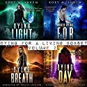Dying for Living Boxset Vol. 2 : Books 4-7 of Dying for a Living Series (Binge Bundle) Audiobook by Kory M. Shrum Narrated by Hollie Jackson