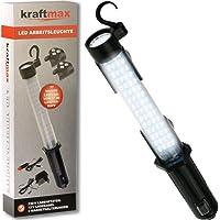 Kraftmax W1000 krachtige LED werklamp Worklight draadloos inclusief accu voeding 12 V autolader 42267953