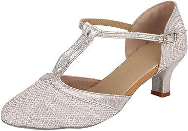 de Escarpin Femme Alaso Mary Mode Danse Chaussure pour Janes 8wOXn0kP