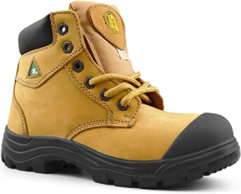 Safety Boots Steel Toe CSA 6