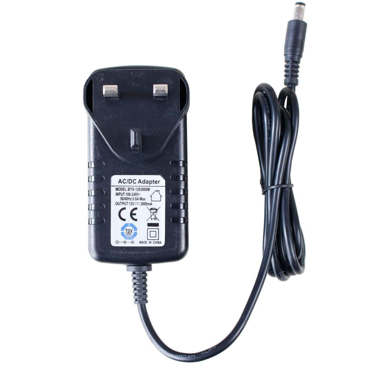 DC 12V Power Adapter Transformer Driver Power Supply For RGB 3528 Tape Strip UK
