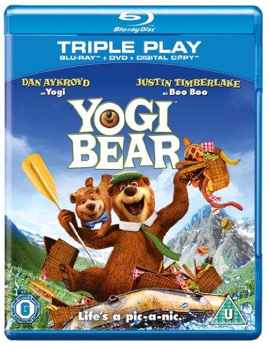 Yogi Bear [Blu-Ray Disc] (Blu-Ray) (Import Movie) (European Format - Zone B2) Movie; Film [Tom C...
