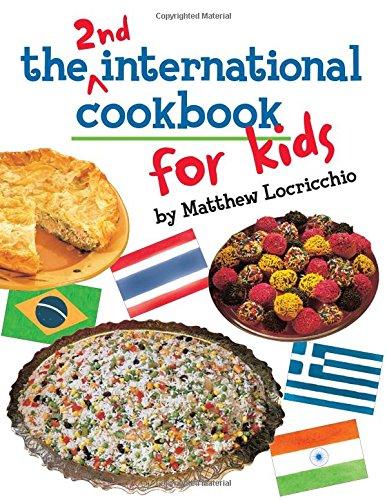 The 2nd International Cookbook for Kids pdf epub