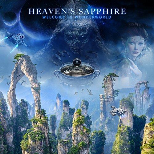 Heaven's Sapphire - Welcome To Wonderworld: Limited Mediabook