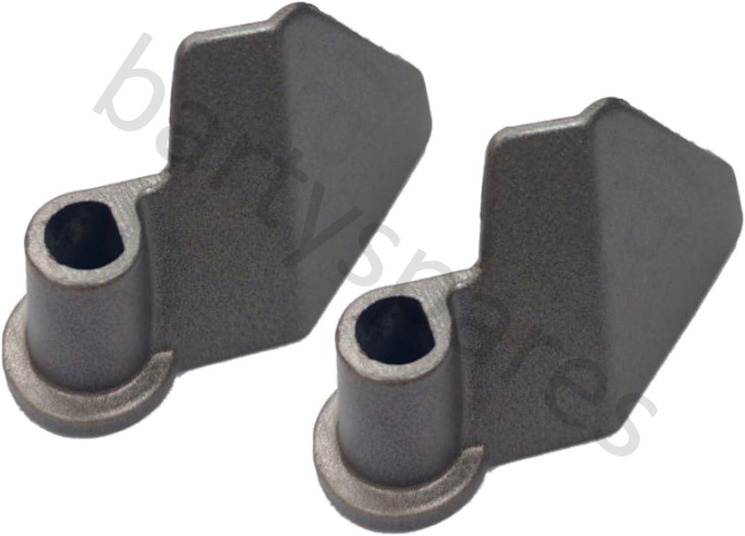 bartyspares® 2x Universal pala de pádel para amasar para panificadora Pan/Pan eléctrica máquina