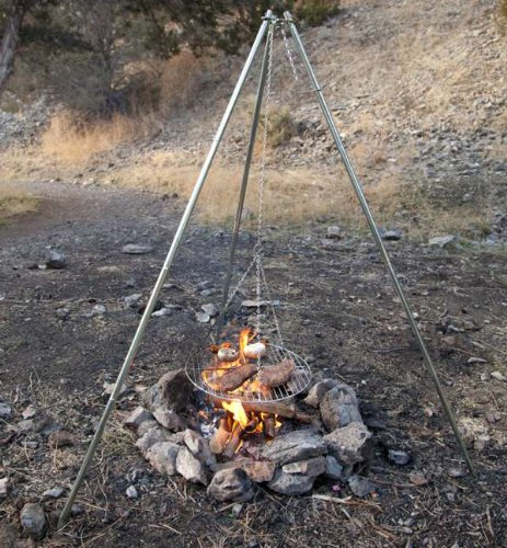 Camp Chef Lumberjack Tripod Grill