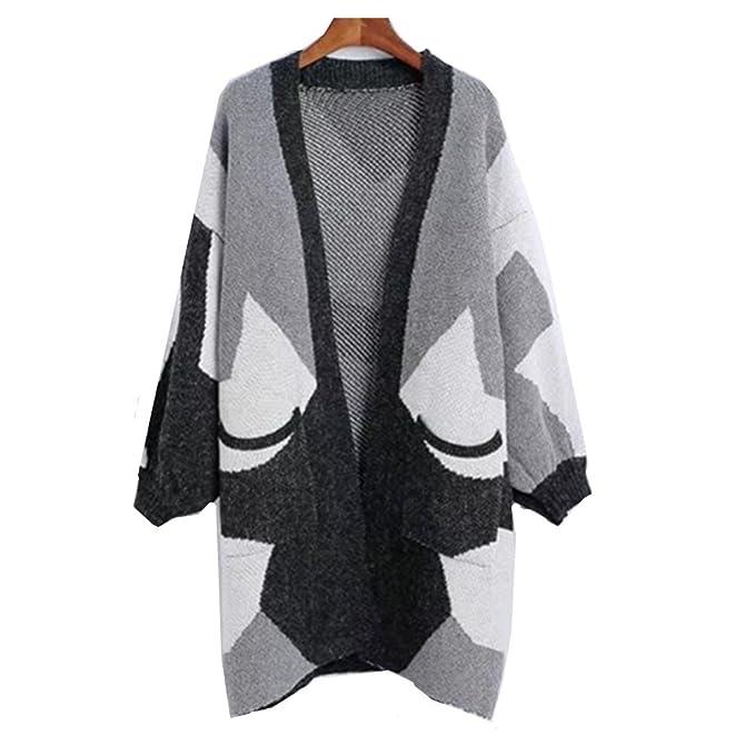 Amazon.com: moomtry de la mujer Fashion Color Fusión ...
