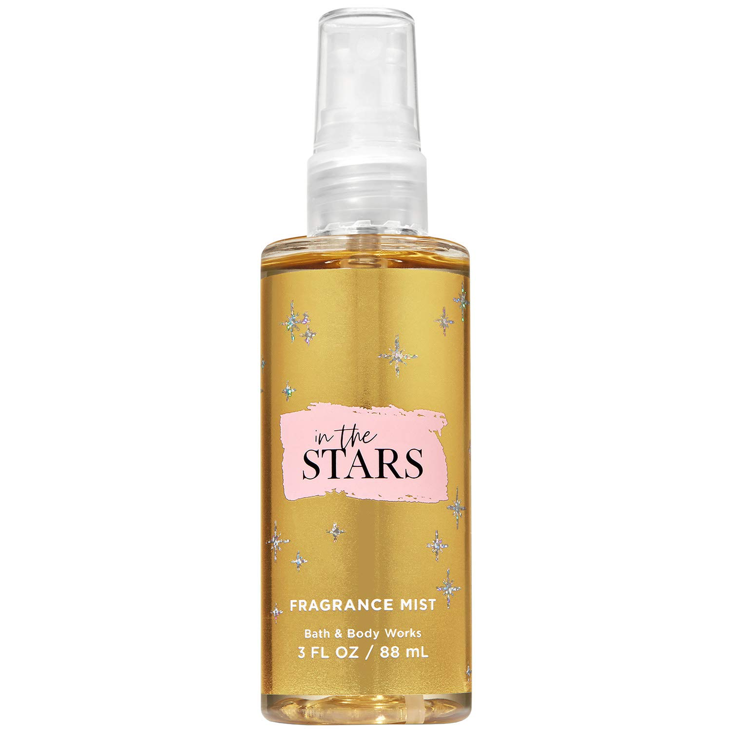 Bath and Body Works IN THE STARS Travel Size Fine Fragrance Mist 3 Fluid Ounce (2018 Limited Edition)