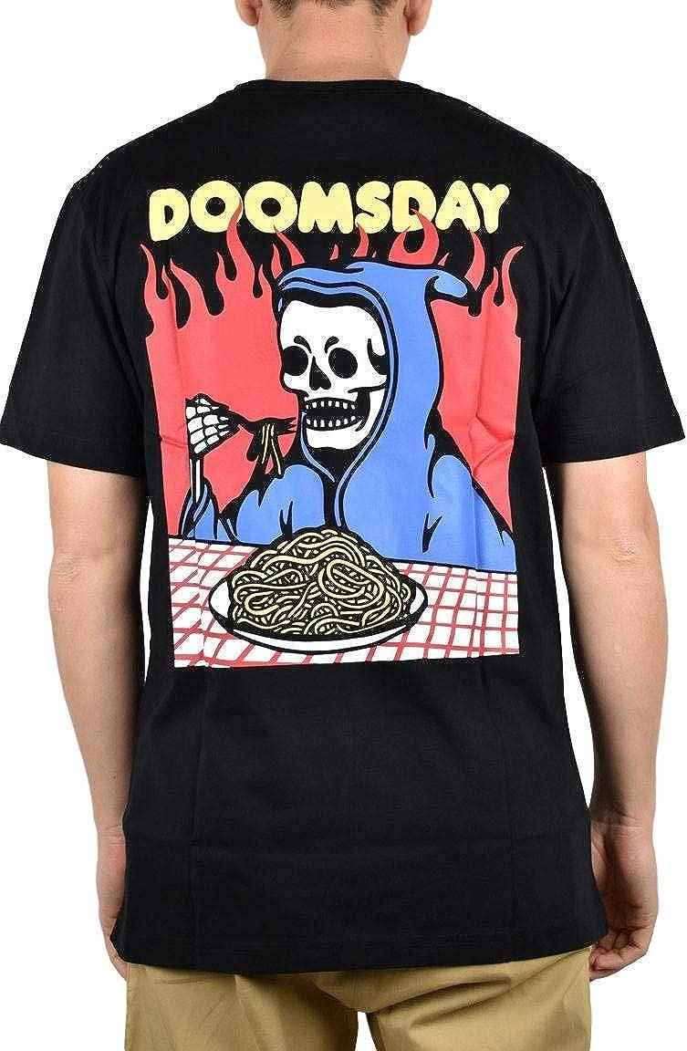 Doomsday - Camiseta Italian Affair T, Color Negro Negro S: Amazon.es: Ropa y accesorios