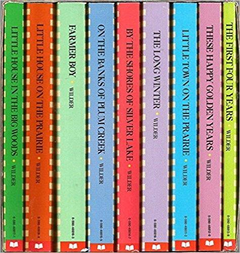 The Little House (9 Volumes Set) ebook