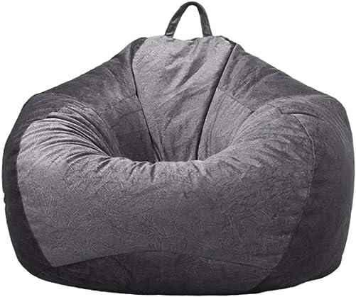 WAQIA Bean Bag Chair Cover No Filler