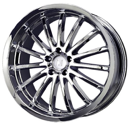 Mandrus Millenium Chrome Wheel ()