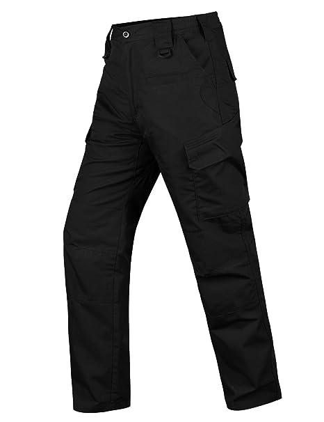 Amazon.com: Hard Land Pantalones tácticos para hombre ...