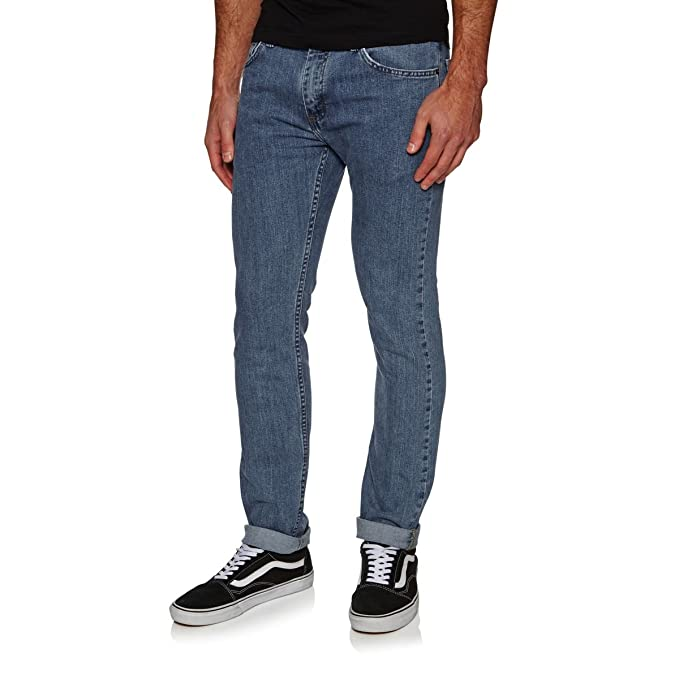 62741295147 Vans Jeans V16 Slim Jeans - Stone Wash  Amazon.ca  Clothing   Accessories