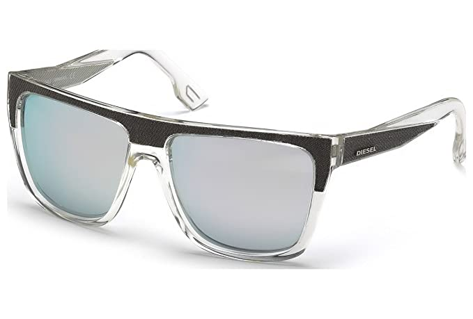 Gafas de sol Diesel DL0099 26C (crystal / smoke mirror ...