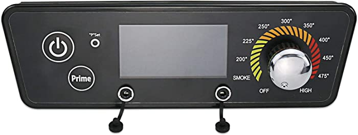 Utheer Digital Thermostat Controller Board Kits Grill Replacement Parts for Pit Boss Wood Oven Grills P7-340 700 1000 with W/LCD Display