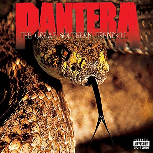 Pantera - The Great Southern Trendkill 20th Anniversary Edition - Remastered - 2CD - FLAC - 2016 - FORSAKEN Download