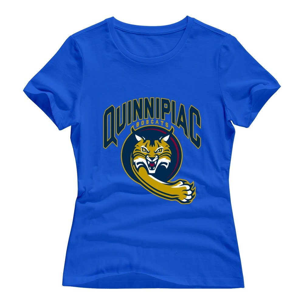 Deepheather Quinnipiac Bobcats T Shirts For 1232