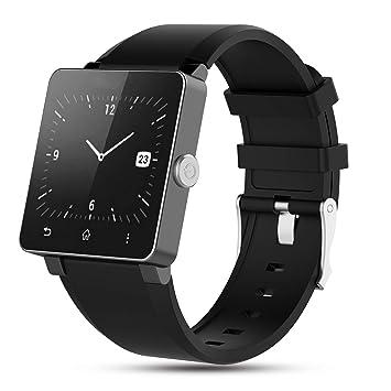 Zeehar - Correa de Silicona Suave de Repuesto para Reloj Inteligente Sony Smartwatch 2 SW2,