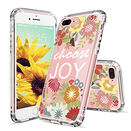 iPhone MOSNOVO Floral Printed Plastic