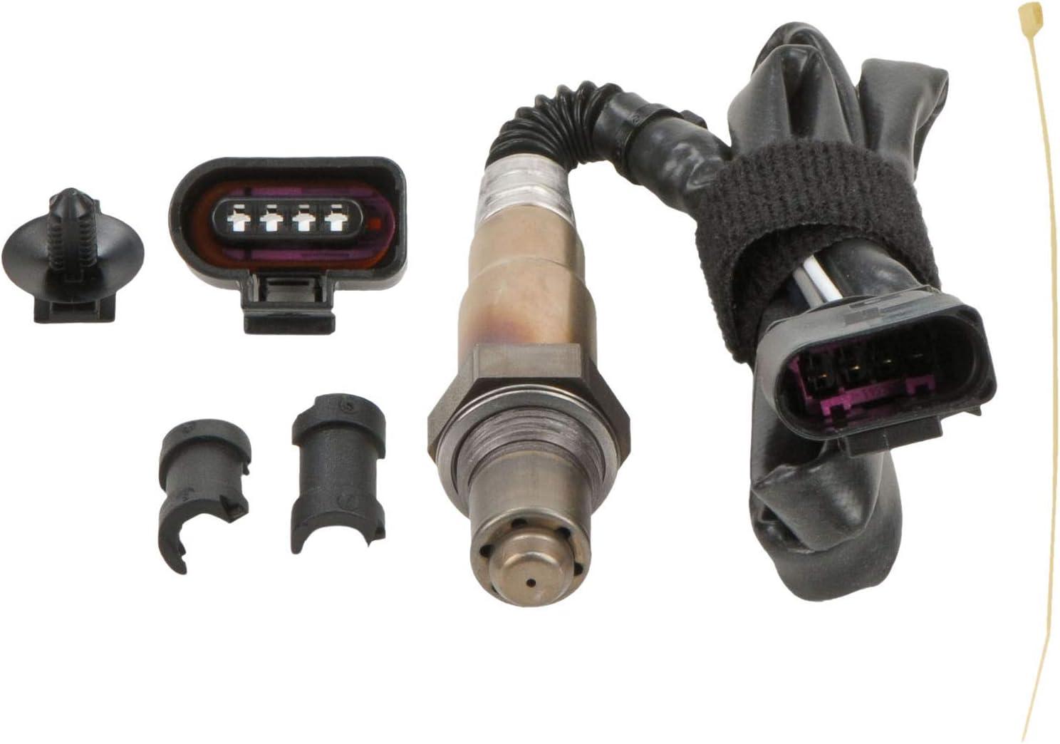 Amazon Com Bosch 16136 Premium Original Equipment Oxygen Sensor For Select Audi A3 A6 A8 Quattro Q7 Rs4 Rs5 S5 S6 S8 Porsche Cayenne Volkswagen Cc Eos Jetta Passat Cc R32