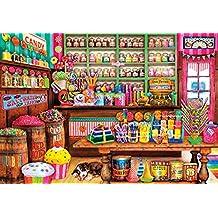 Buffalo Games Sweet Shop Puzzle, 2000 Piece
