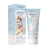 Whitening Cream Skin Lightening Cream, for Armpit, Knees, Elbows, Sensitive and...