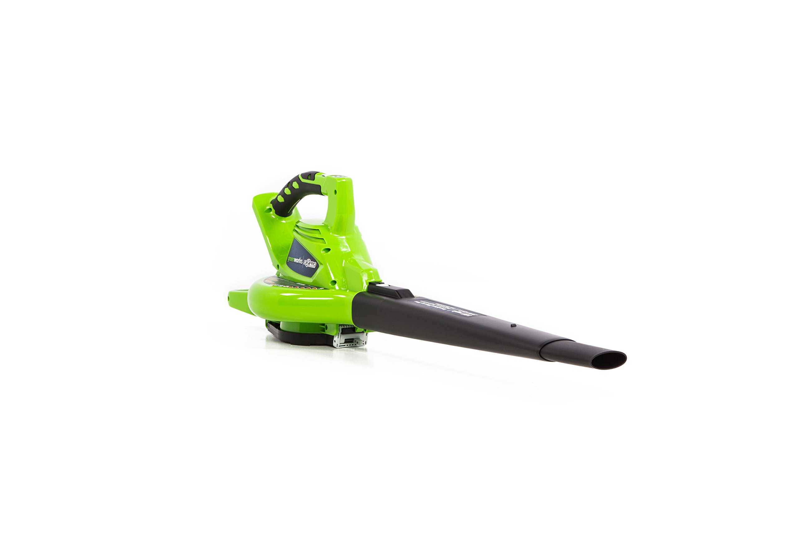 Greenworks 40V 185 MPH Variable Speed Cordless Blower Vacuum, 4.0 AH Battery Included 24322 by Greenworks (Image #16)