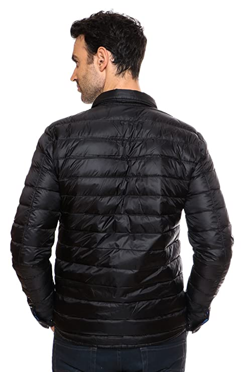 Jott Just Over The Top Chaqueta - para Hombre Negro XXX-Large: Amazon.es: Ropa y accesorios