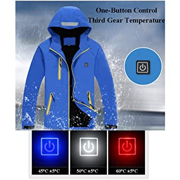 Amazon.com : DZX Electric Heating Vest/Jacket,Electric Warm ...