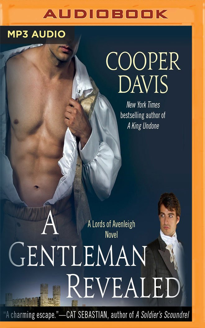 Read Online A Gentleman Revealed (Lords of Avenleigh) pdf