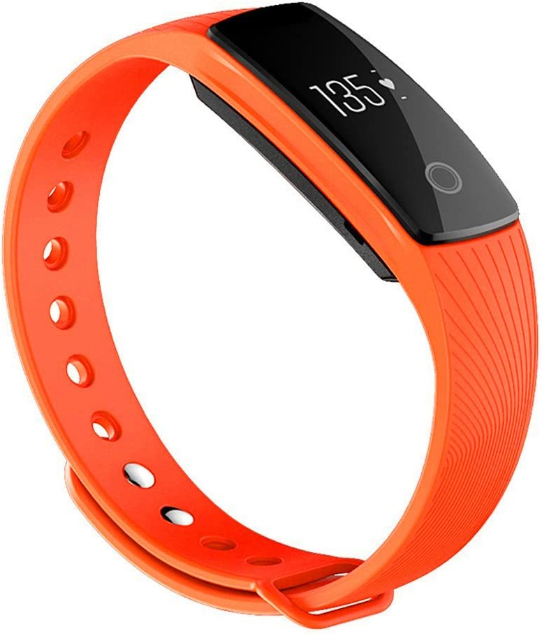 Zomtop ID107 Bluetooth 4.0 Smart Our shop most popular Rate Band Bracelet Manufacturer direct delivery Heart