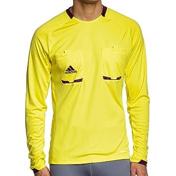 b66f271c5 adidas Performance Mens Referee 12 Football Jersey -Yellow 3XL ...