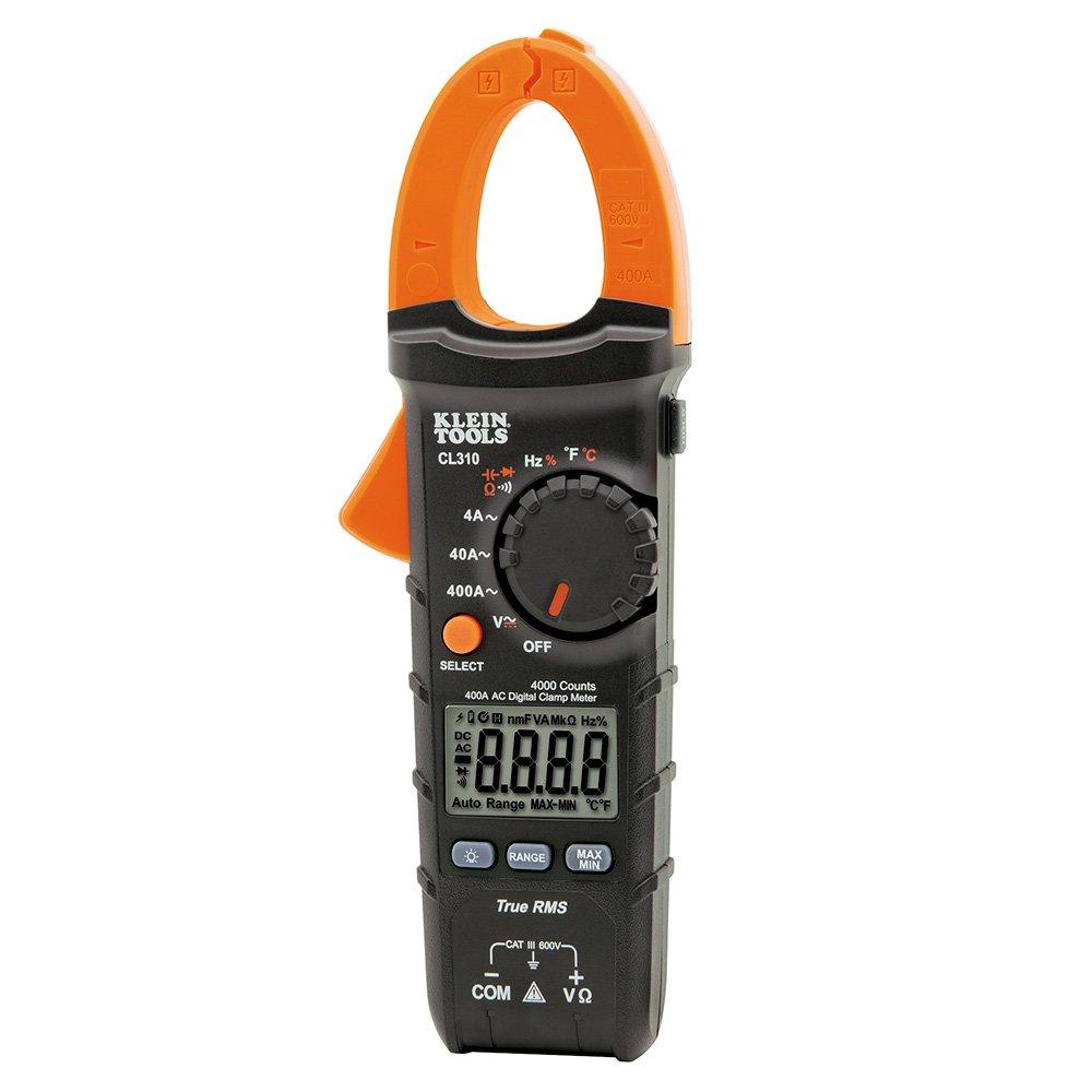 Digital Clamp Meter 400A
