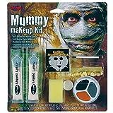 Fun World Unisex-Adults Living Nightmare Mummy Kit, Multi, Standard