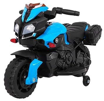 BSD Moto Electrico para Niños Motocicleta Alimentado con Batería ...