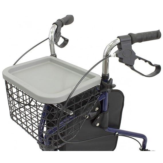 Andador caminador con ruedas Delta Ortaid: Amazon.es: Salud ...