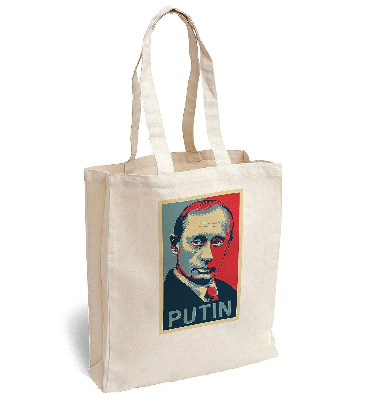 Putin Hope President Canva Bag Tote Handbag Shoulder Bag Sports Leisure Picnic