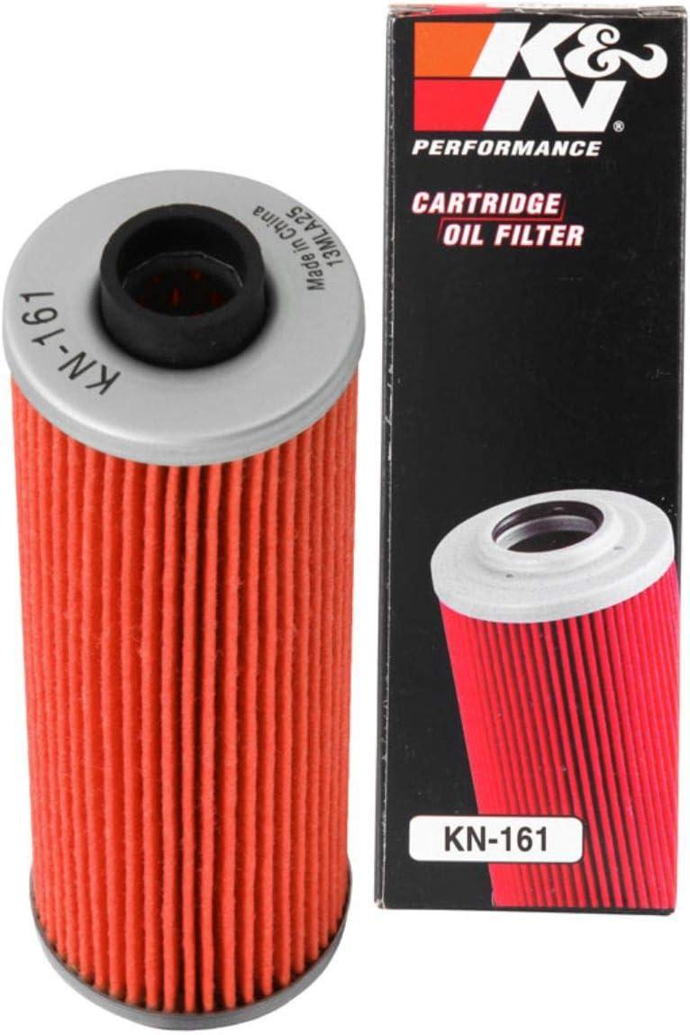 K/&N Filters KN-161 Motorcycle Oil Filter