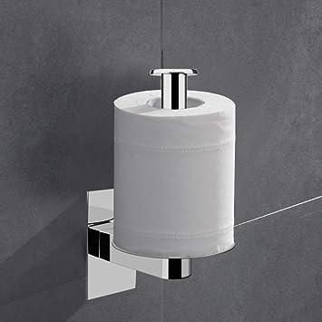 Lolypot Toilettenpapierhalter Klopapierhalter ohne bohren, 304 ...