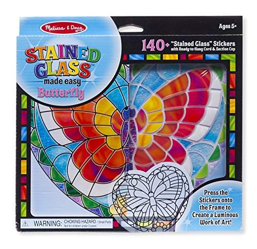 Melissa & Doug Stained Glass Made