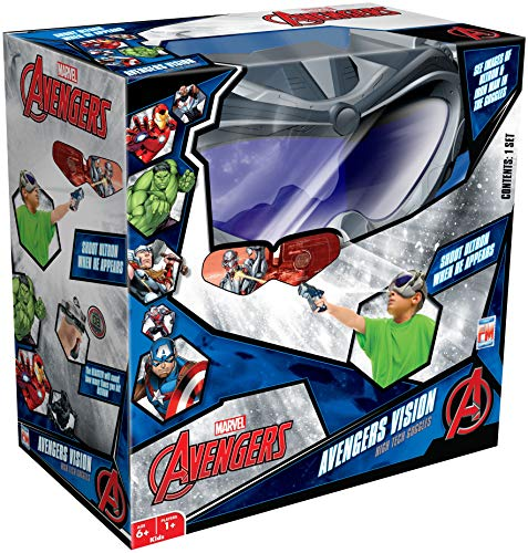 Fotorama Marvel Avengers Age Of Ultron Vision Goggles Game -