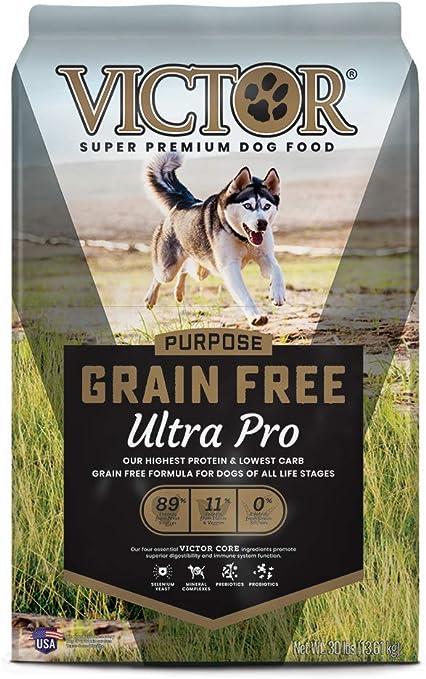 victor grain free ultra pro 42 formula