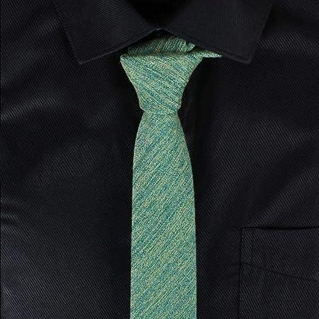 LYCV Corbata Formal Formal de Trabajo Informal para Hombres y ...