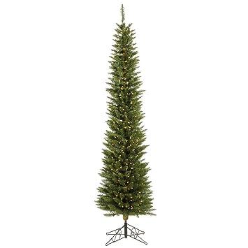Image Unavailable - Amazon.com: Vickerman 85' Durham Pole Pine Artificial Christmas Tree