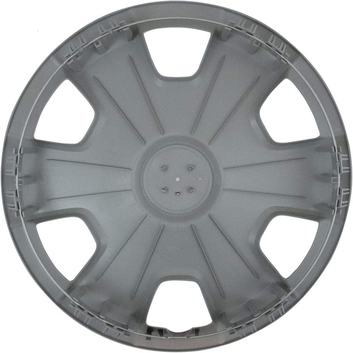 TOYOTA Genuine Hiace 15 6 Spoke Wheel Trim Silver X1 2008 PZ443H766001